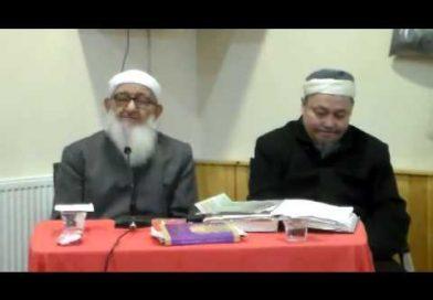 Mukaddesat ile Alay